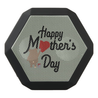 Happy Mothers day Zg6w3 Black Bluetooth Speaker