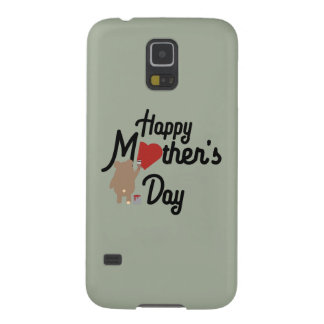 Happy Mothers day Zg6w3 Galaxy S5 Cover
