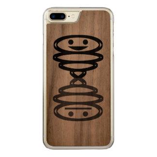 Happy n Numb Carved iPhone 7 Plus Case