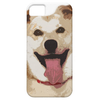Happy National Dog Day iPhone 5/5S Cover