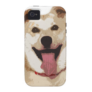 Happy National Dog Day iPhone 4/4S Covers
