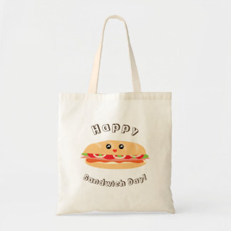 Happy National Sandwich Day Cute And Kawaii