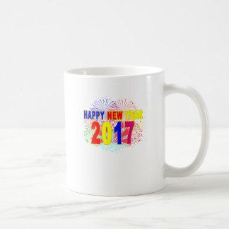 HAPPY NEW YEAR 2017 COFFEE MUG