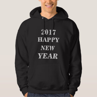 happy new year 2017 hoodie