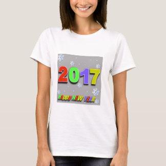 Happy New Year 2017 T-Shirt