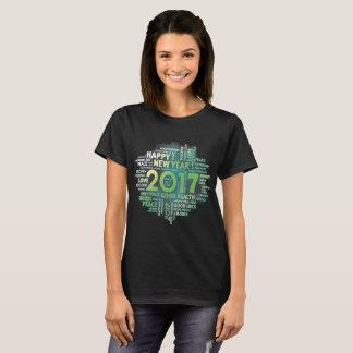 Happy New Year 2017 Tshirt