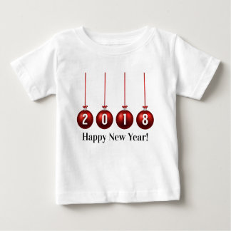 Happy New Year 2018 Apparel Baby T-Shirt