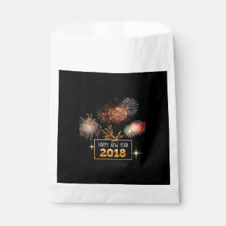 Happy New Year 2018 Favour Bag