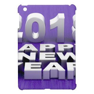 Happy New Year 2018 iPad Mini Case