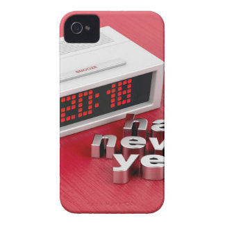 Happy New Year 2018 iPhone 4 Case-Mate Case