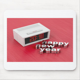 Happy New Year 2018 Mouse Pad