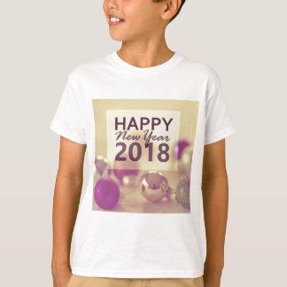 happy new year 2018 T-Shirt