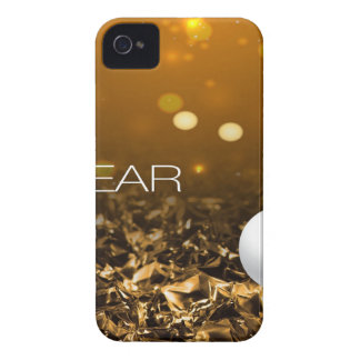 Happy-New-Year #2 iPhone 4 Cases