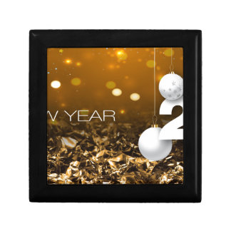 Happy-New-Year #2 Keepsake Box
