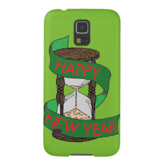 Happy New Year 5 Galaxy S5 Cases