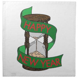 Happy New Year 5 Napkin
