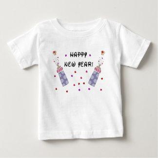 Happy New Year Baby Baby T-Shirt