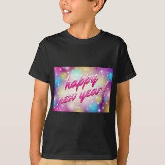 Happy-New-Year Balloons T-Shirt