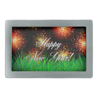 Happy New Year! Belt Buckles
