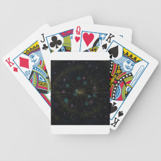 Happy New Year! Bicycle Playing Cards