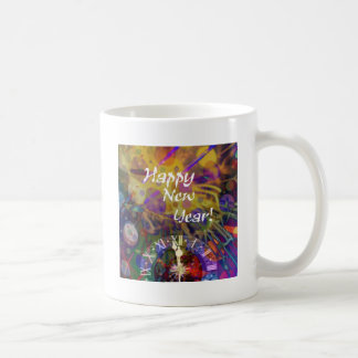 Happy New Year celebration Coffee Mug
