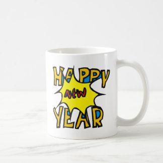 Happy New Year Coffee Mug