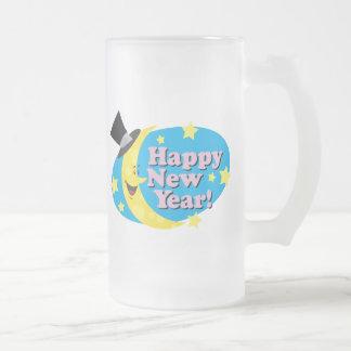 Happy New Year Coffee Mugs