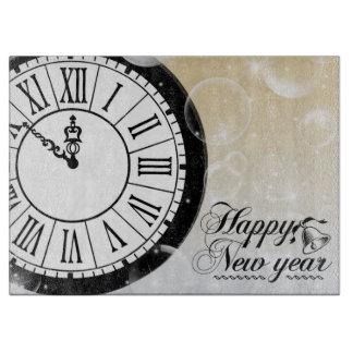 Happy New Year Cutting Board