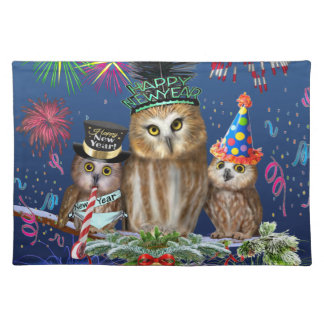 HAPPY NEW YEAR FROM ALL OF US! PLACEMAT