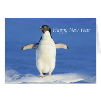 Happy New Year from far away Card