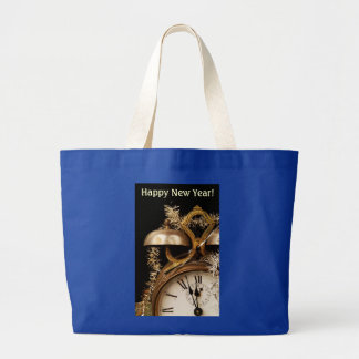 Happy New Year! Large Tote Bag