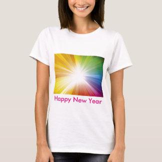 Happy New Year / Light of Jesus T-Shirt