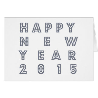 Happy new year´s eve 2015 greeting cards