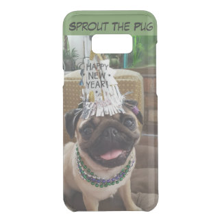 Happy New Year Sprout Uncommon Samsung Galaxy S8 Plus Case