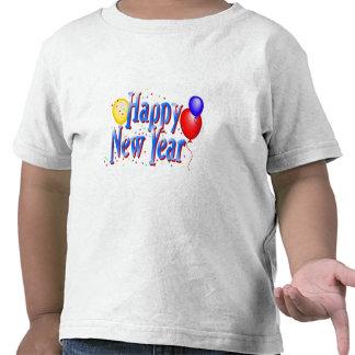 Happy New Year T-Shirts New Year's T-Shirt T Shirts