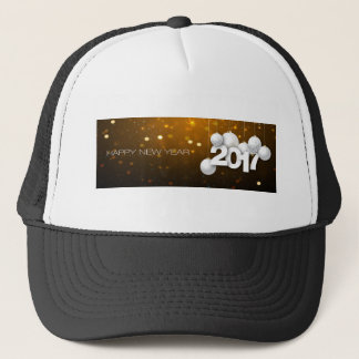 Happy-New-Year Trucker Hat