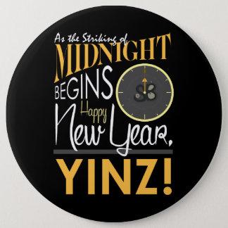 Happy New Year, Yinz Pin