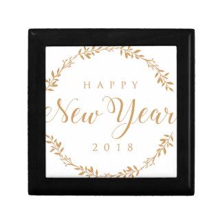 happy new years gift box