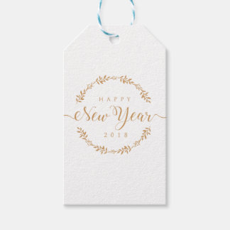 happy new years gift tags