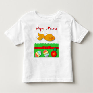 Happy Nowruz Haftsin Toddler T-shirt