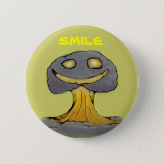 Happy Nuke 2 Inch Round Button