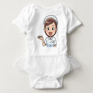 Happy Nurse Baby Bodysuit