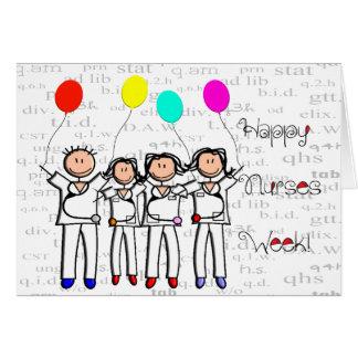 Happy Nurse Week Greeting Card 9