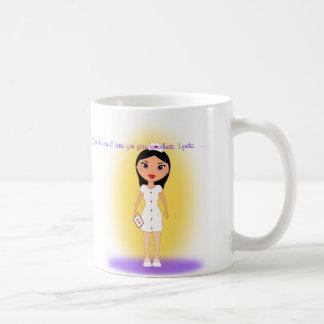 Happy Nurses Day for Loving & Caring Nurse - Lynda Coffee Mug