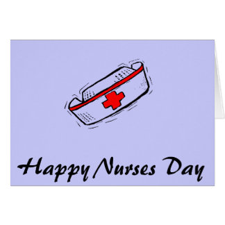 Happy Nurses Day Notecard