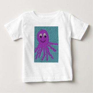 Happy Octopus Tapestry Infant T-shirt