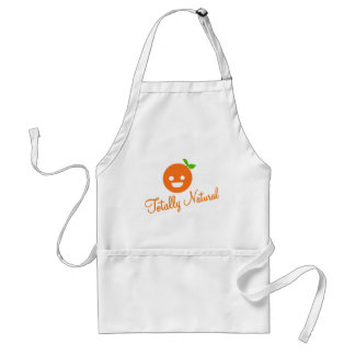 Happy Orange Standard Apron