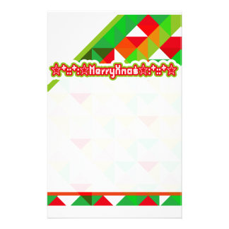 happy our Christmas Stationery