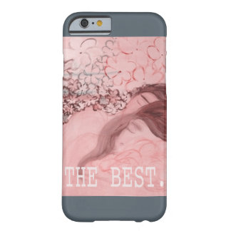 Happy, pair in love barely there iPhone 6 case