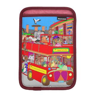 Happy Palm Island Tours by The Happy Juul Company iPad Mini Sleeve